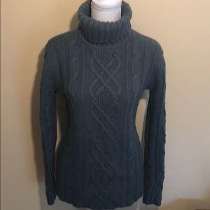 Eddie Bauer Turtleneck Sweater